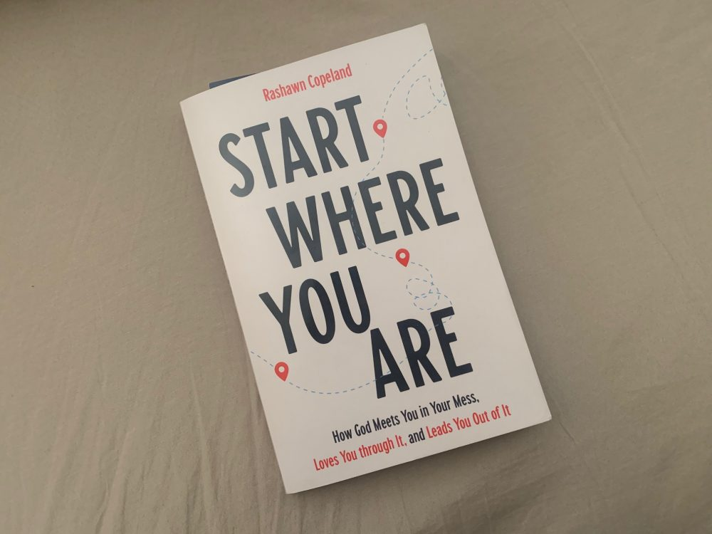 START WHERE YOU ARE BOOK REVIEW