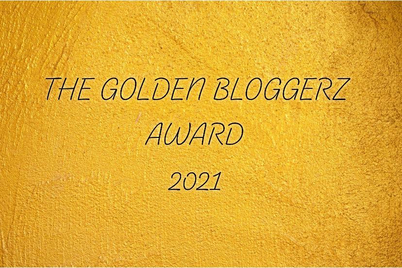The Golden Bloggerz Award